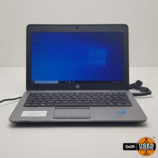 HP Elitebook 820 G1 I5-4210U Win10 8GB 128SSD 6 maanden garantie