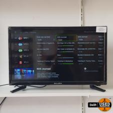 Salora 24led1600 TV met afstandsbediening garantie