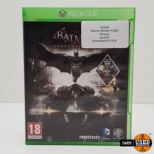 Batman Arkham Knight voor Xbox one