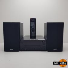 Medion Bluetooth stereo set met afstandsbediening 1 maand garantie