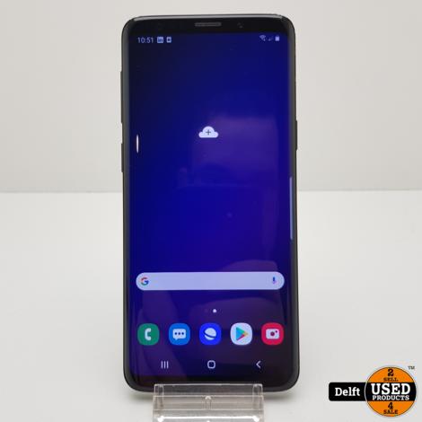 Samsung Galaxy S9 64GB gebruikt 3 maanden garantie