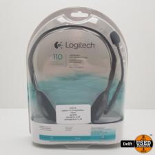 Logitech H110 koptelefoon nieuw garantie