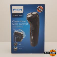 philips philips S3233 shaver 3000 nieuw 1 maand garantie