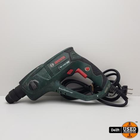 Bosch PBH 2500 SRE 600 Watt garantie