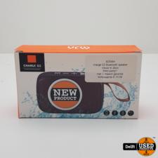 charge G2 bluetooth speaker incl. 1 maand garantie