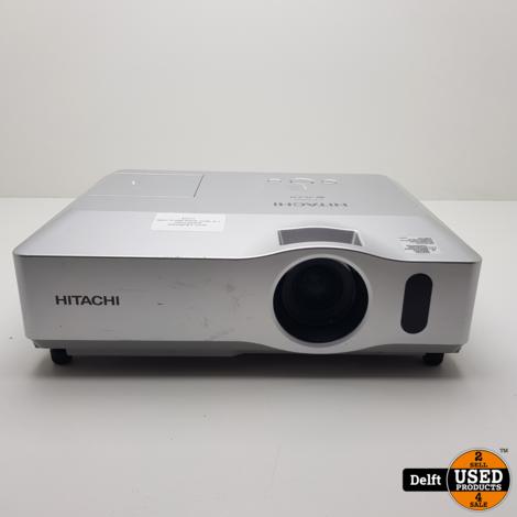 hitachi CP-X400 beamer zonder ab 1 maand garantie