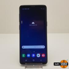 Samsung Samsung Galaxy s9 Blue redelijke staat garantie