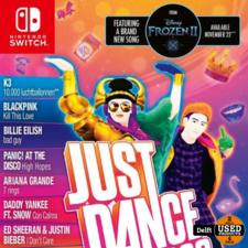 Just Dance 2020 Switch nette staat garantie