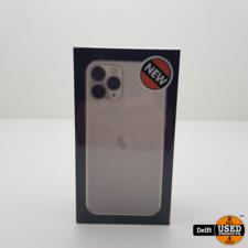IPhone 11 Pro Silver 256GB nieuw Apple garantie