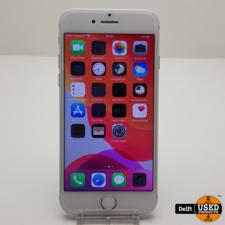 IPhone 8 64GB Silver nette staat 3 maanden garantie