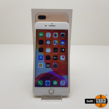 IPhone 7 Plus 32GB Gold nette staat 3 maanden garantie