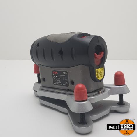 Skil Level laser 500 redelijke staat garantie