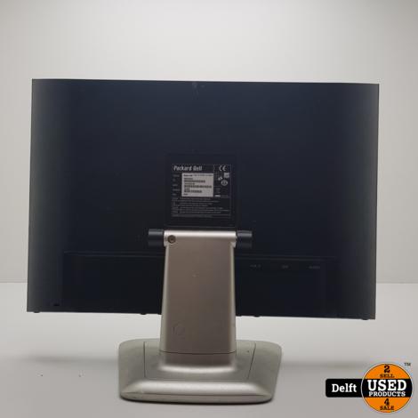 Packard bell Maestro 190W monitor 1 maand garantie