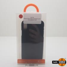 IPhone X/XS hoesje achterkant zwart