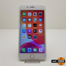 apple iPhone 7 Plus 32GB Silver gebruikt 3 maanden garantie