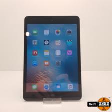 iPad mini 1 64GB Spacegrey gebruikt 3 maanden garantie