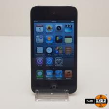 apple iPod Touch 4e gen 8GB gebruikt 1 maand garantie