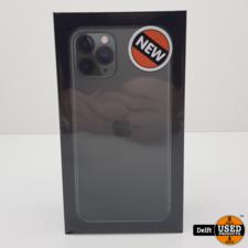 apple iPhone 11 pro 64GB Midnight Green Nieuw in seal 27-08-2022