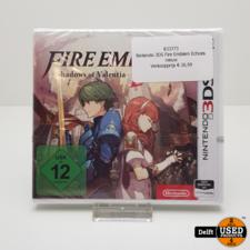 Fire Emblem Echoes voor nintendo 3DS nieuw