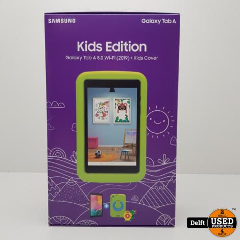 Samsung Galaxy Tab A 8.0 Wi-Fi(2019)+Kids Cover Nieuw