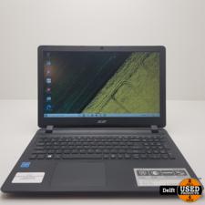 Acer Aspire ES1-533-c2lp Win10 4GB/1TB 3 maanden garantie