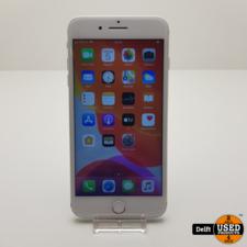 IPhone 8 plus 64GB Zilver nette staat garantie