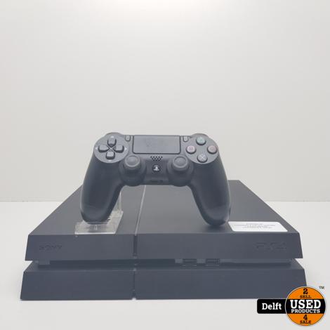 Playstation 4 1TB incl controller 1 maand garantie