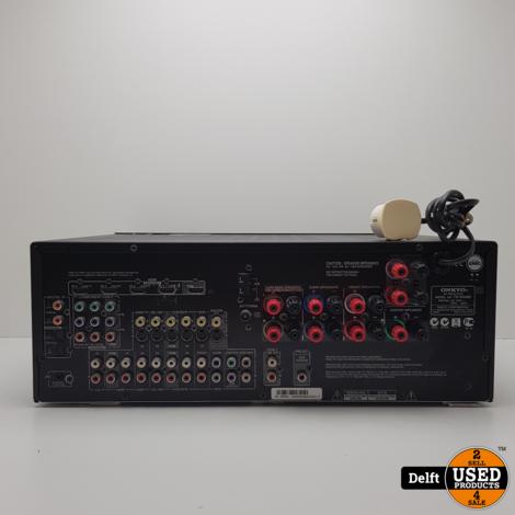 Onkyo TX-SR606 receiver zonder afstandsbediening 1 maand garantie