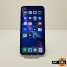 apple iPhone Xr 64GB Blue Nette staat 3 maanden garantie