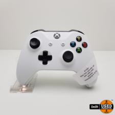 Xbox One controller wit zeer nette staat garantie