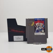 RoboWarrior NES incl hoes 1 maand garantie