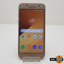 Samsung Samsung galaxy A3 2017 16GB Gold goede staat 3 maanden garantie