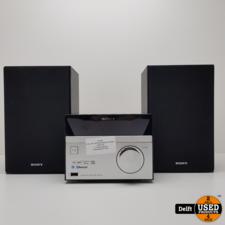Sony CMT-SBT20B Bluetooth audioset 1 maand garantie