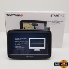 TomTom Start 42 zo goed als nieuw 1 maand garantie