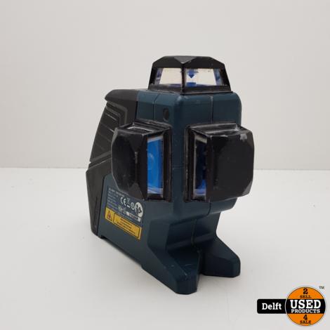 Bosch Gll 3-80 P kruislijn laser nette staat 1 maand garantie