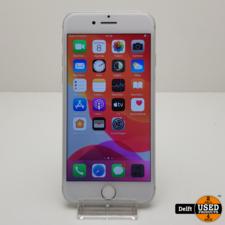 apple iPhone 8 64GB Silver nette staat 3 maanden garantie
