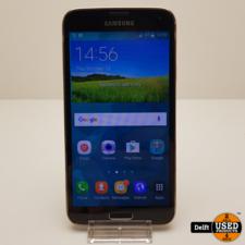 Samsung Samsung Galaxy S5 Plus Gold nette staat 3 maanden garantie