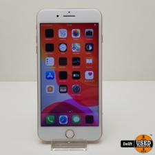 apple iPhone 8 plus 64GB Gold nette staat 3 maanden garantie