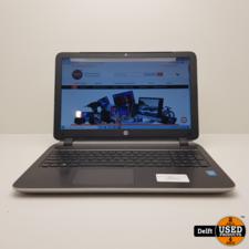 HP HP Pavilion I3-4030U 4GB 250SSD nette staat 3 maanden garantie