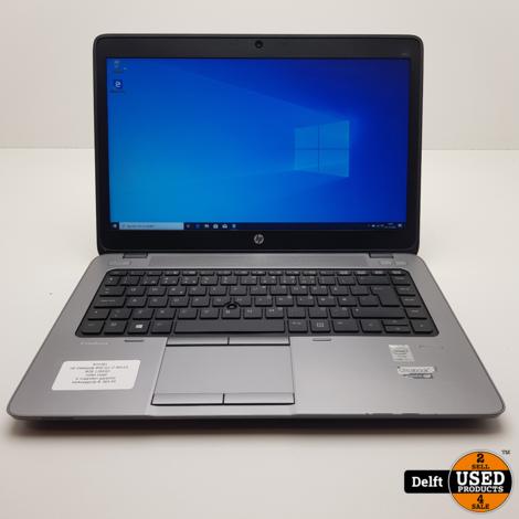 HP Elitebook 840 G2 i7 Win10 8GB 128SSD  nette staat 6 maanden garantie
