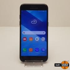 Samsung Samsung Galaxy A3 2017 Black 16GB 3 maanden garantie