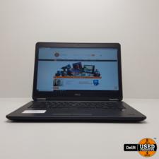 dell Dell Latitude E7450 i5 8GB 128SSD nette staat 6 maanden garantie