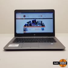 HP HP Elitebook 840 G3 8GB 256SSD nette staat 6 maanden garantie