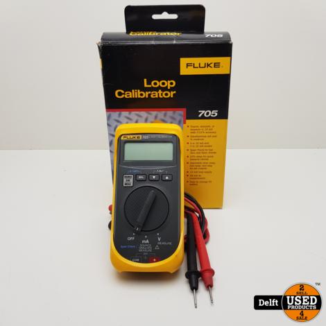 Fluke 705 Loop Calibrator nette staat 3 maanden garantie