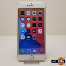 apple iPhone 6S plus 64GB Gold nette staat 3 maanden garantie