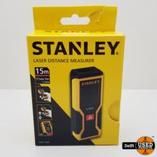 stanley Stanley TLM50 afstandsmeter Nieuw in doos 1 maand garantie