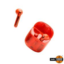 JBL JBL Tune 225TWS rood refurbished 1 maand garantie