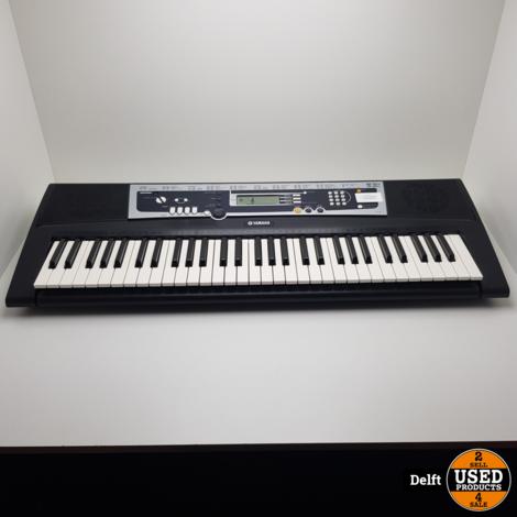 Yamaha YPT-210 Keyboard 1 maand garantie