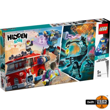LEGO 70436 Hidden Side Spookbrandweerwagen Nieuw