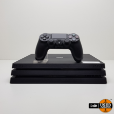 Sony Playstation 4 pro 1TB nette staat 1 maand garantie